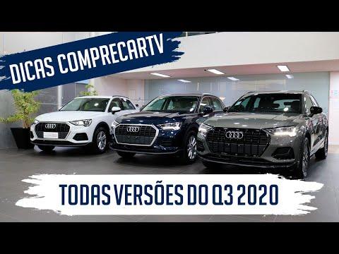 Novo Audi Q3 2020 - Diferenças entre as versões