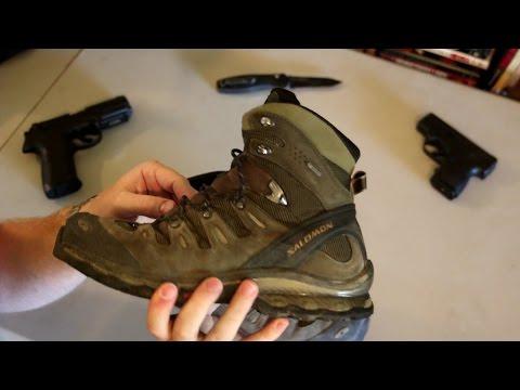 8865d0d5925 Salomon Quest 4D GTX Hiking Boots Review