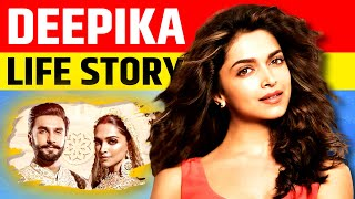 Deepika Padukone Biography in Hindi | Ranveer Singh Marriage | LIFE STORY - Download this Video in MP3, M4A, WEBM, MP4, 3GP