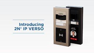 Introducing the 2N® Helios IP Verso
