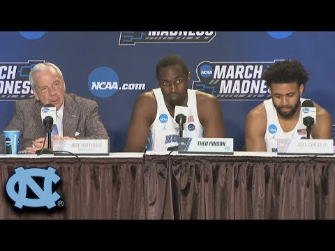 Roy Williams Emotional After Joel Berry & Theo Pinson's Final UNC Game