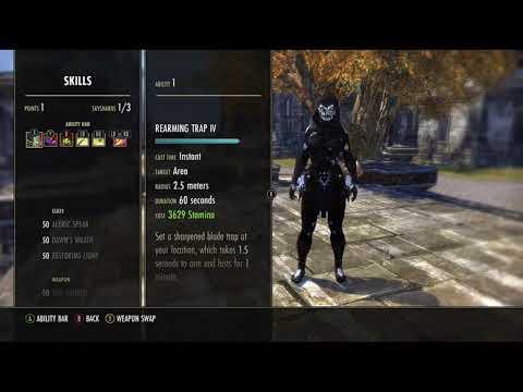 Templar-2 Handed :: The Elder Scrolls Online English
