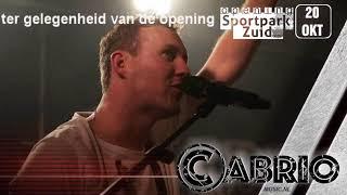 Cabrio @ Opening Sportpark Zuid Aalten