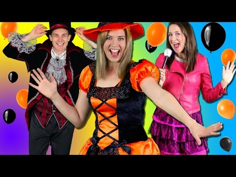Happy Halloween Band - Kids Halloween Song | Bounce Patrol