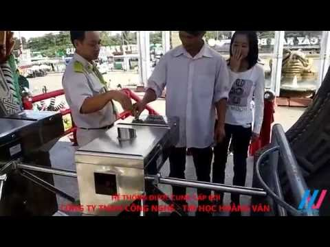 Hệ thống soát vé tự động E-Ticket - Suối Tiên