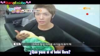 Download Video Sistar & Leeteuk Hello Baby Ep 1 Part 1 sub español HD MP3 3GP MP4