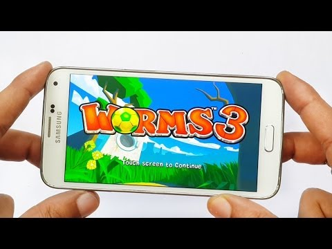 Worms Android