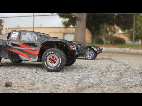 1/8th Nitro Vs Electric RC Madcode RC Car