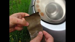 Как востановить прозрачность автомобильной фаре с помощью наждачной бумаги на примере CHERY JAGGI