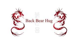 Back Bear Hug Release