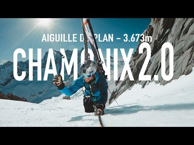 Chamonix 2.0 - Ski Touring Aiguille du Plan 3.673m - France