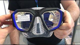 Маска Scubapro D-Mask. S черный от компании МагазинCalipso dive shop - видео