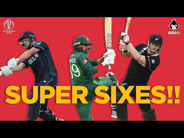 Bira91 Super Sixes! | New Zealand v Pakistan | ICC Cricket World Cup 2019