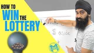 How To Win The Lottery In 5 Steps