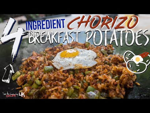 The Best Breakfast Potatoes   SAM THE COOKING GUY 4K