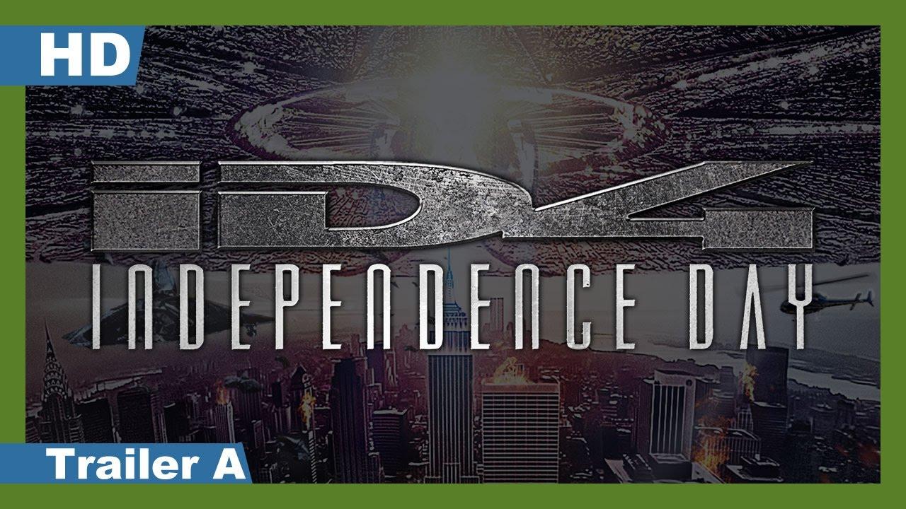 Video trailer för Independence Day (1996) Trailer A