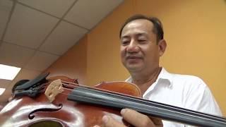 Violin Sound Adjustment Part 6