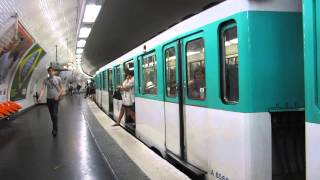preview picture of video '[Paris] MP59 Métro 11 - Pyrénées'