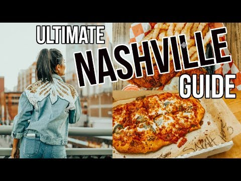 The Ultimate Nashville Travel Guide: Where to Eat, Stay & Play || Sarah Belle