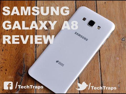 samsung galaxy a8 review hindi