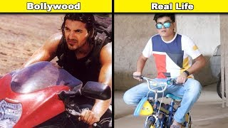 Bollywood vs Real Life
