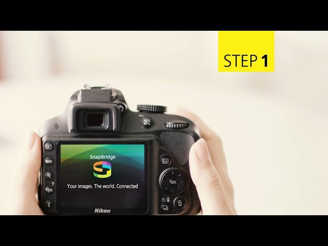 Nikon D3400 updates entry-level DSLR with Bluetooth, for instan