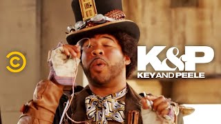 """Levi's latest style decision makes Cedric question his sanity.  About Key & Peele:  Key & Peele showcases the fearless wit of stars Keegan-Michael Key and Jordan Peele as the duo takes on everything from """"Gremlins 2"""" to systemic racism. With an array of sketches as wide-reaching as they are cringingly accurate, the pair has created a bevy of classic characters, including Wendell, the players of the East/West Bowl and President Obama's Anger Translator.   Subscribe to Comedy Central: https://www.youtube.com/channel/UCUsN5ZwHx2kILm84-jPDeXw?sub_confirmation=1  Watch more Comedy Central: https://www.youtube.com/comedycentral   Follow Key & Peele: Facebook: https://www.facebook.com/KeyAndPeele/ Twitter: https://twitter.com/keyandpeele Watch full episodes of Key & Peele: http://www.cc.com/shows/key-and-peele  Follow Comedy Central: Twitter: https://twitter.com/ComedyCentral Facebook: https://www.facebook.com/ComedyCentral/ Instagram: https://www.instagram.com/comedycentral/  #KeyandPeele"""