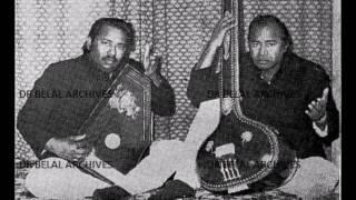 Ustad Salamat Ali &Nizakat Ali- Darbari - Anoki Ladla - 1967 Kabul Tabla: Ustad M. Hashem Mahmood