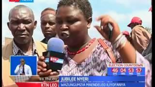 KTN Leo taarifa kamili : Ubabe wa siasa - 22/06/2017