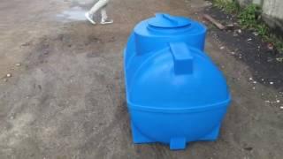 """Емкость  """"G-500"""" бак для воды, топлива от компании Емкости и септики от Септик-Про - видео"""
