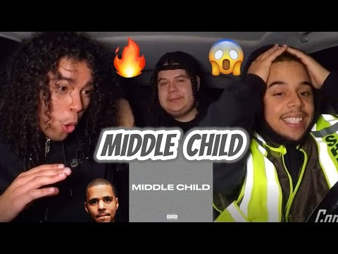 J. COLE - MIDDLE CHILD [REACTION REVIEW] BREAKDOWN