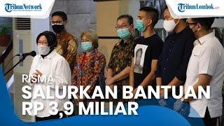 Tanggap Bencana di NTT dan NTB, Kemensos Salurkan Bantuan Rp 3,9 Miliar untuk Para Korban