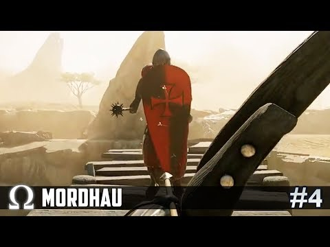 THE LUCKIEST ARROW SHOT EVER! | Mordhau #4 Funny Moments W/ H2O Delirious, Toonz, Squirrel