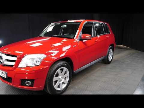 Mercedes-Benz GLK 220 CDI BE 4Matic Business A, Maastoauto, Automaatti, Diesel, Neliveto, CJK-755