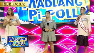 Juliana, Iyah and Tonton tell where they will spend their cash prize | It's Showtime Madlang Pi-POLL