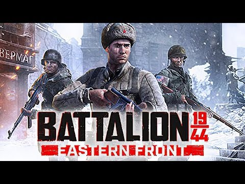 BATTALION 1944 ★ GamePlay ★ Ultra Settings