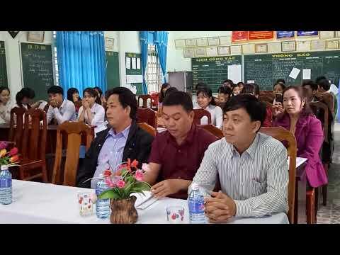 Khai Mạc Thi OTE Trường THPT Trần Phú