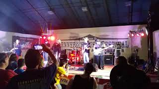 High Noon - Sweet Home Alabama At The Pennypack Music Festival (8-9-2017)