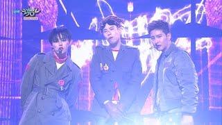 MUSIC BANK 뮤직뱅크 - Block B BASTARZ 블락비 바스타즈 - Make It Rain.20161104
