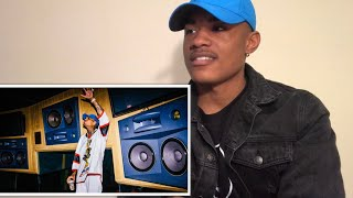 Chris Brown - State Of The Union (REACTION)