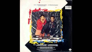 DJ Jazz Jeff & The Fresh Prince - A Touch of Jazz Extended Re Touch