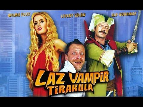 Laz Vampir Tirakula FRAGMAN