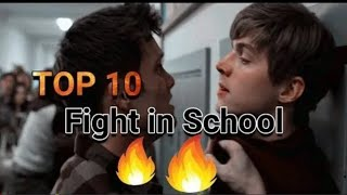 Top 10 school fights scenes in movies || full HD|| Imran Khan!satisfya  lover 🔥😱||(pls Subscribe) 💝
