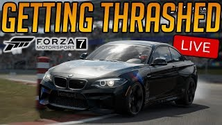 Forza 7: Getting Owned Online by Rossi, Roadrunner & Deano