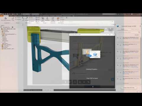 Autodesk Inventor 2017 – Connected Design