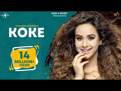 Koke Full Video Sunanda Sharma Latest Punjabi Songs 2017 Amar Audio