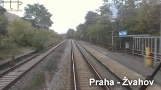 Praha hl.n. - Praha Zličín (Pražský semmering)