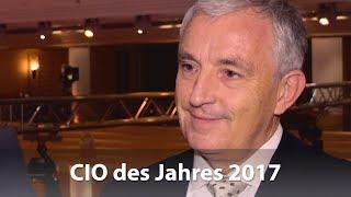 Otto holt Innovation Award beim CIO des Jahres 2017