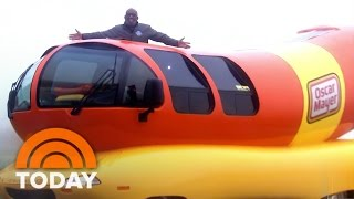 Rokerthon 2 Rolls On: Wienermobile, Fire Truck And More Goats | TODAY