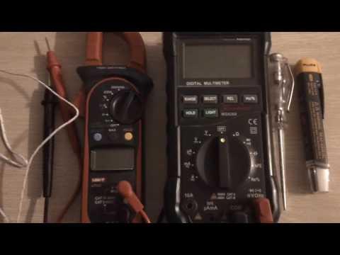 Jak umieścić magnes na liczniku elektrycznym Merkury 231